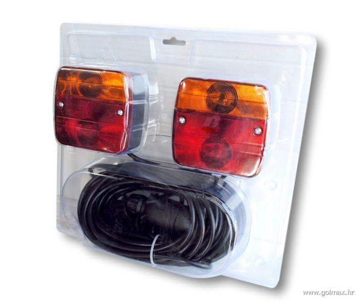 SET 2 Lampe magnet + kabel 12m + utikač