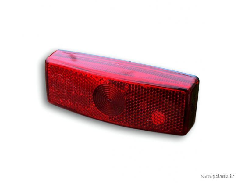 Pozicijsko svjetlo duže, crveno
