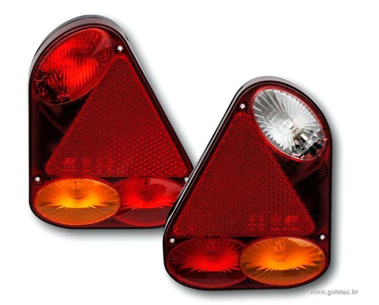 Lampe sa trokutom UŽI MODEL *novo* - Golmax d.o.o. - auto oprema