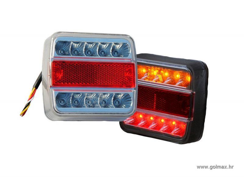 LED lampa za auto prikolicu 12V *novo*