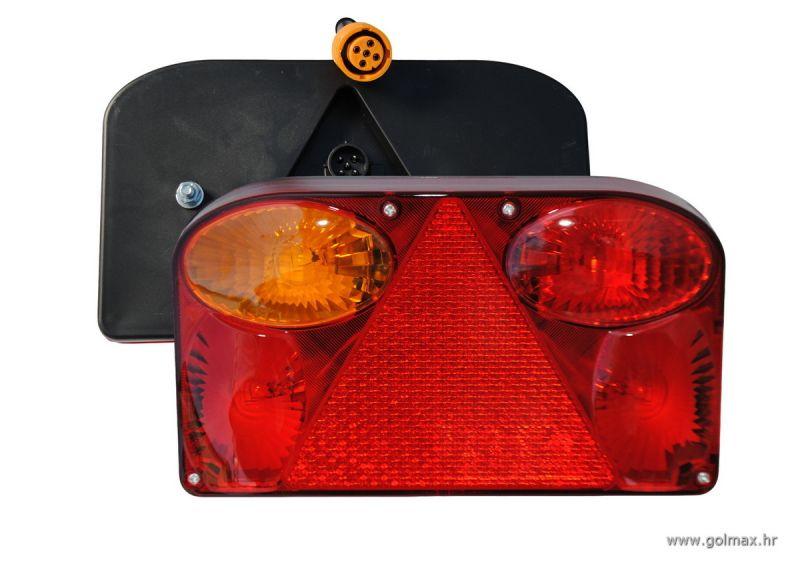Lampa sa trokutom *novi tip* niža cijena - Golmax d.o.o. - auto oprema