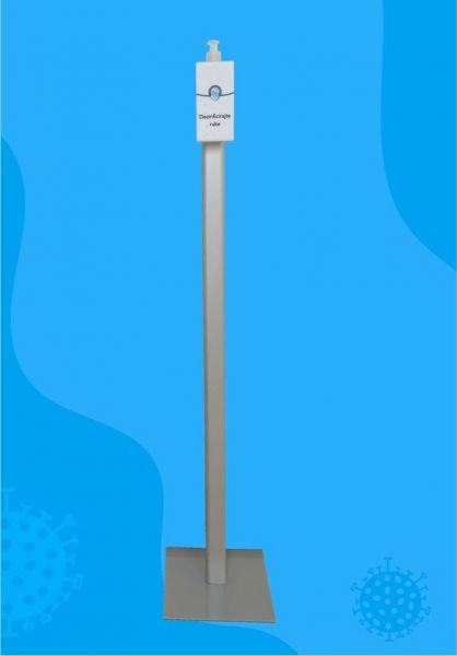 Dezinficijens sa kućištem + stalak 120 cm