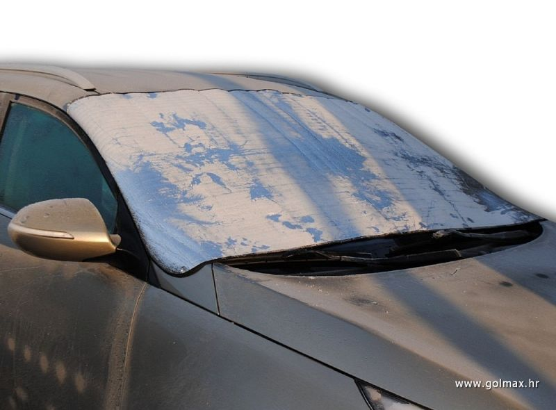 Folija protiv smrzavanja auto stakla