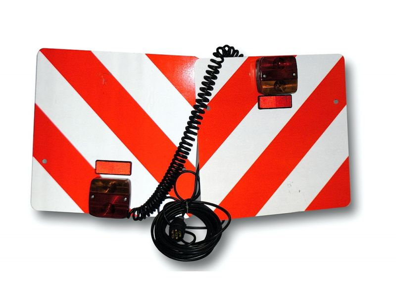 Reflektirajuće trake i ploče za kamione